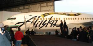 Timbers / Alaska Airlines announce 'Paint-the-Plane' art contest