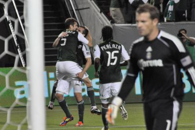 Timbers shut down Chivas USA, 1-0