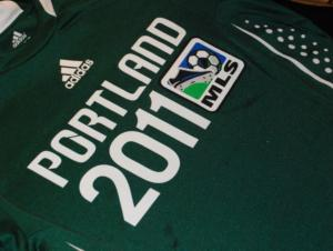 Timbers kits debut Thursday, team store to open in downtown on Friday
