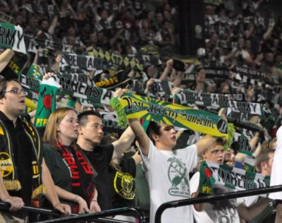 Lost lead might prove costly, Timbers draw San Jose 1-1