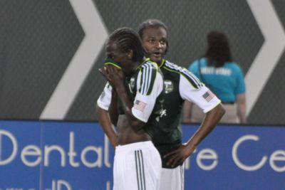One is not enough, Timbers fall 2-1 to KC