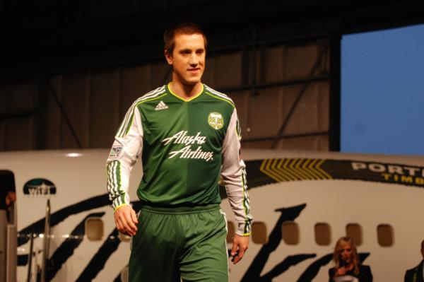 Timbers debut MLS kits