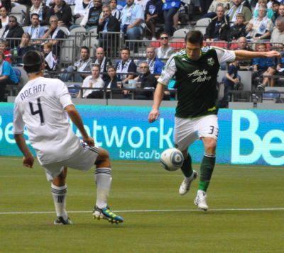 Timbers defeat Whitecaps 1-0 in BC Place opener